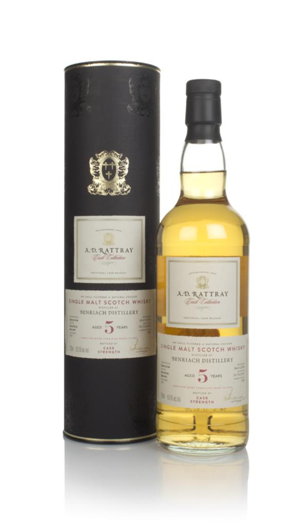 BenRiach 5 Year Old 2014 (cask 100) - Cask Collection (A.D. Rattray) Single Malt Whisky