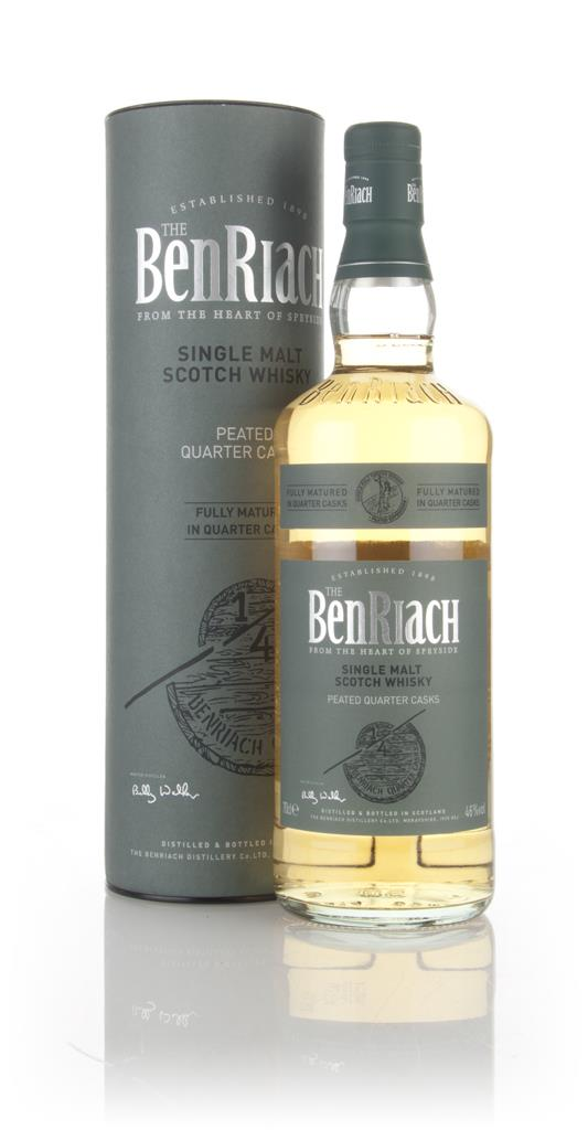 BenRiach Peated Quarter Casks Single Malt Whisky