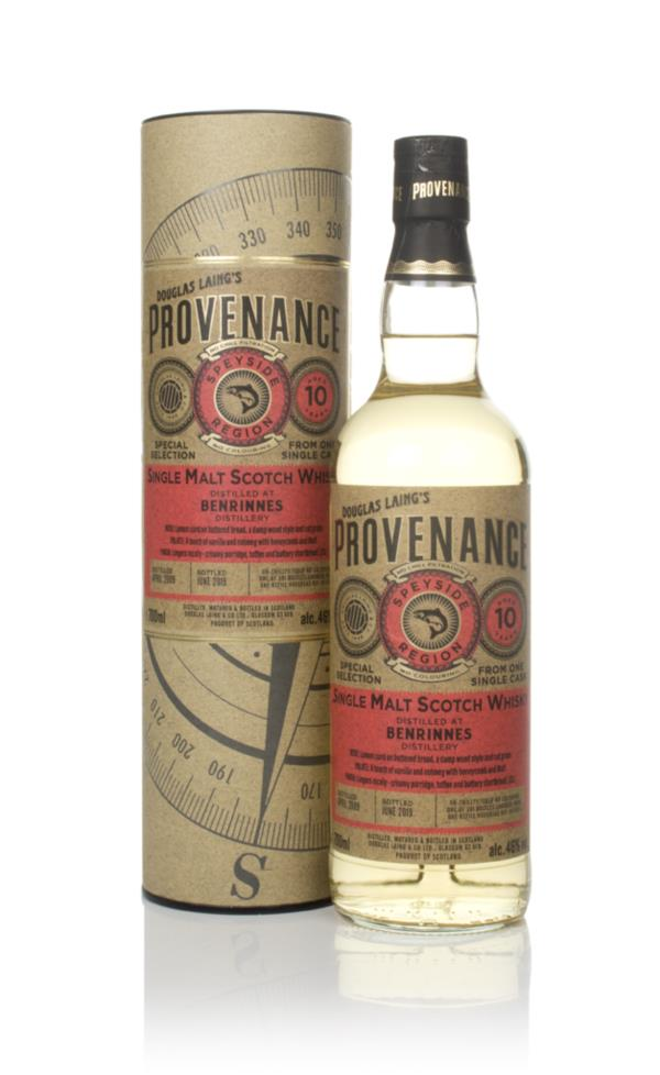Benrinnes 10 Year Old 2009 (cask 13377) - Provenance (Douglas Laing) Single Malt Whisky