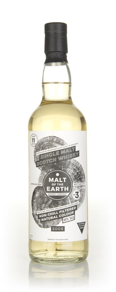 Benrinnes 11 Year Old 2006 (Malt of The Earth) Single Malt Whisky