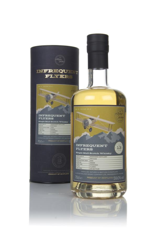 Benrinnes 13 Year Old 2006 (cask 300009) - Infrequent Flyers (Alistair Single Malt Whisky