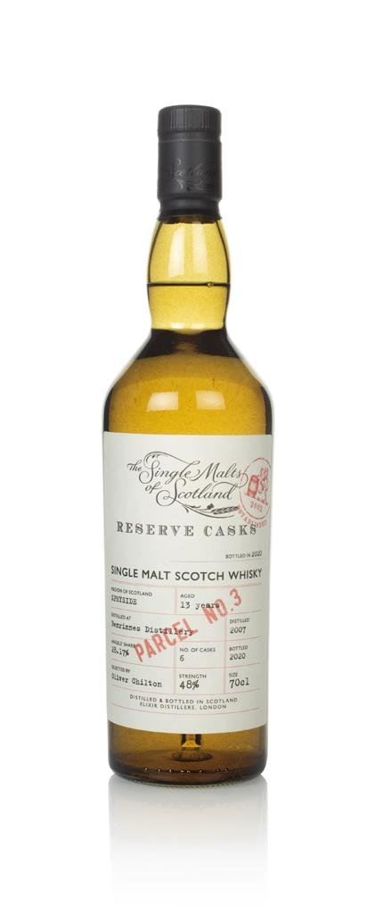 Benrinnes 13 Year Old 2007 (Parcel No.3) - Reserve Casks (The Single M Single Malt Whisky