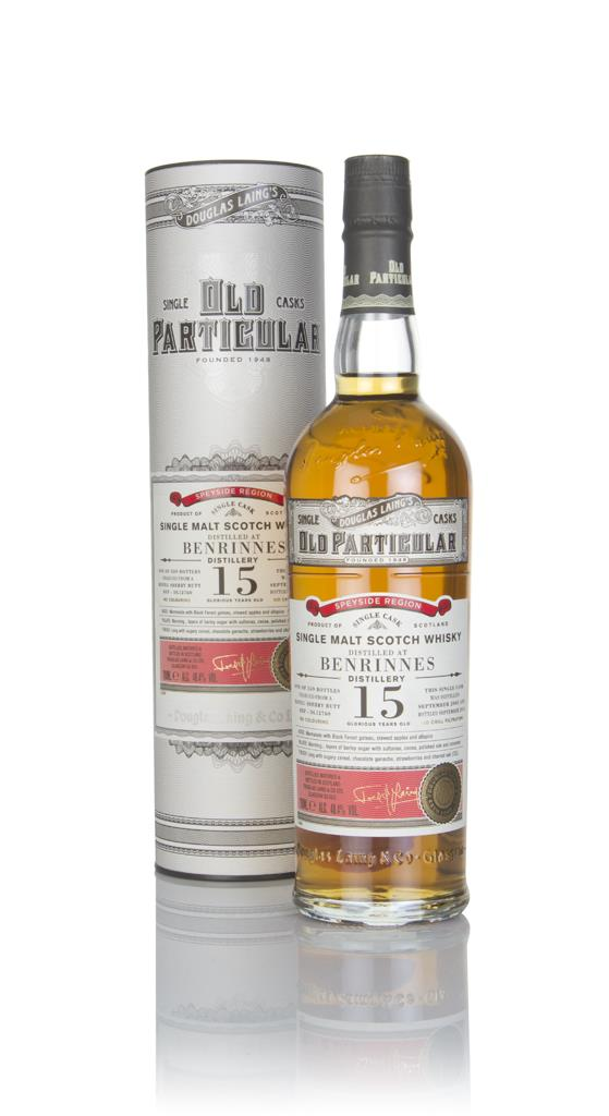 Benrinnes 15 Year Old 2003 (cask 12760) - Old Particular (Douglas Lain Single Malt Whisky