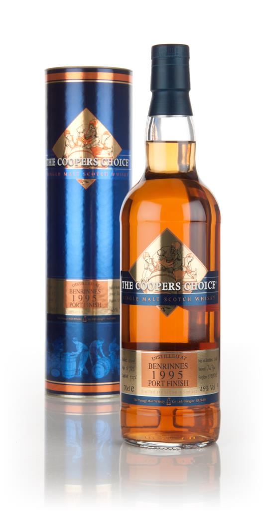 Benrinnes 18 Year Old 1995 (cask 9256) - The Coopers Choice (The Vinta Single Malt Whisky