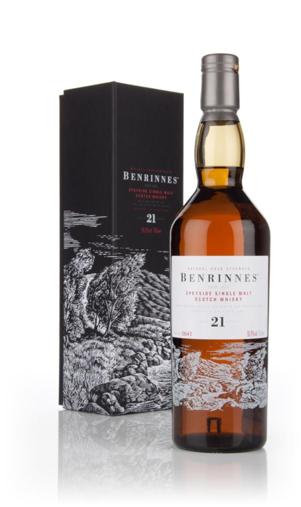 Benrinnes 21 Year Old 1992 (2014 Special Release) Single Malt Whisky
