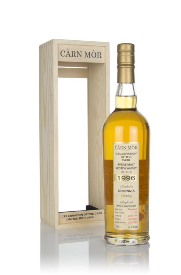 Benrinnes 21 Year Old 1996 (cask 11709) - Celebration of the Cask (Car Single Malt Whisky