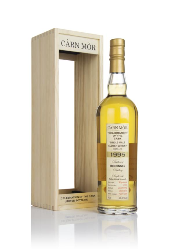 Benrinnes 22 Year Old 1995 (cask 7808) - Celebration of the Cask (Carn Single Malt Whisky