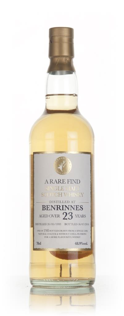 Benrinnes 23 Year Old 1993 - A Rare Find (Gleann Mor) Single Malt Whisky