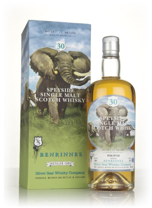 Benrinnes 30 Year Old 1984 (cask 2268) - Whisky is Nature (Silver Seal Single Malt Whisky