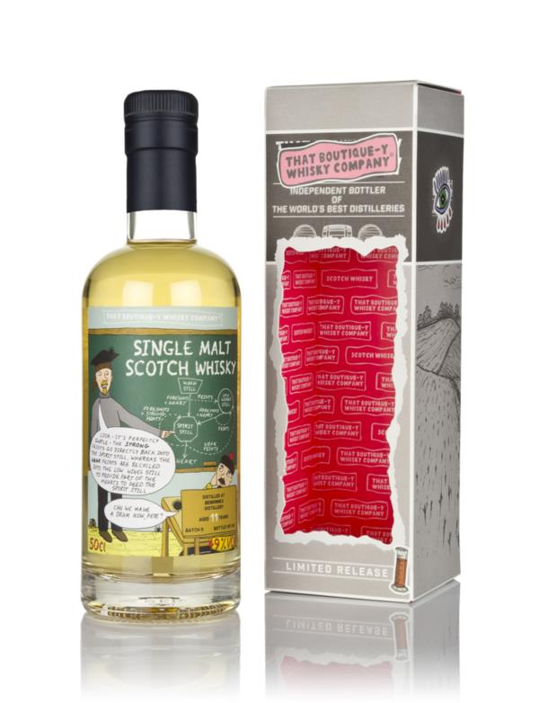 Benrinnes 26 Year Old (That Boutique-y Whisky Company) 3cl Sample Single Malt Whisky