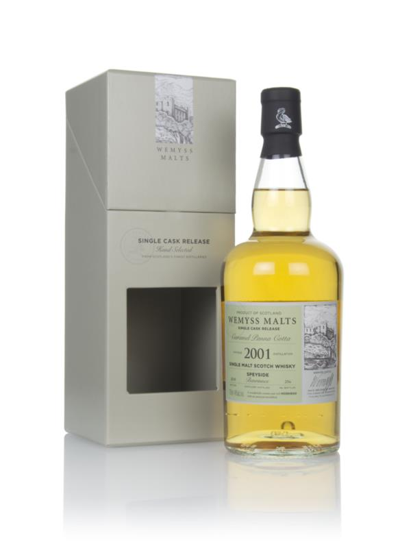 Caramel Panna Cotta 2001 (bottled 2018) - Wemyss Malts (Benrinnes) Single Malt Whisky