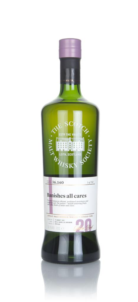 SMWS 36.140 20 Year Old 1997 Single Malt Whisky