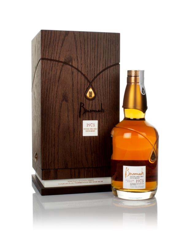 Benromach 1973 (bottled 2019) (cask 4607) Single Malt Whisky