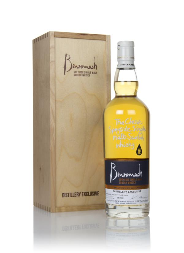 Benromach 2011 (bottled 2018) (cask 195) - Distillery Exclusive Single Malt Whisky