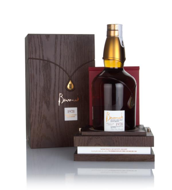 Benromach 40 Year Old 1978 Single Malt Whisky
