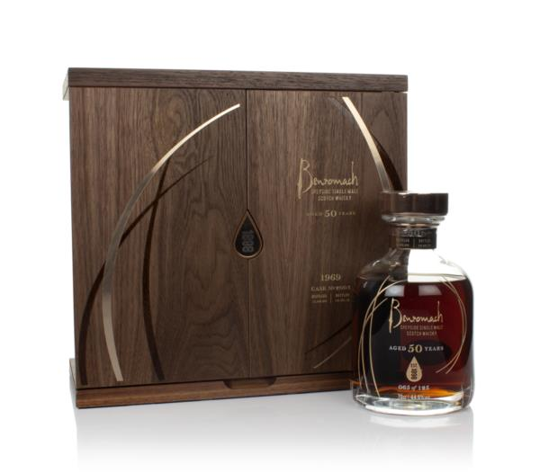Benromach 50 Year Old 1969 (cask 2003) Single Malt Whisky