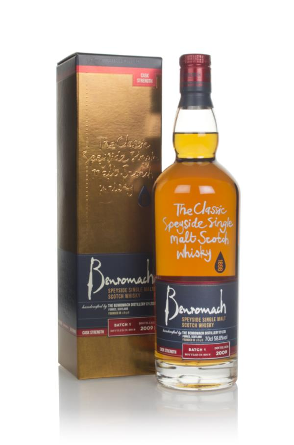 Benromach Cask Strength 2008 (bottled 2019) Single Malt Whisky