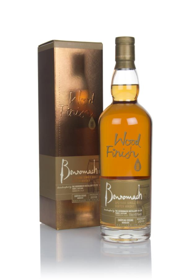 Benromach Chateau Cissac Wood Finish 2010 (bottled 2018) Single Malt Whisky