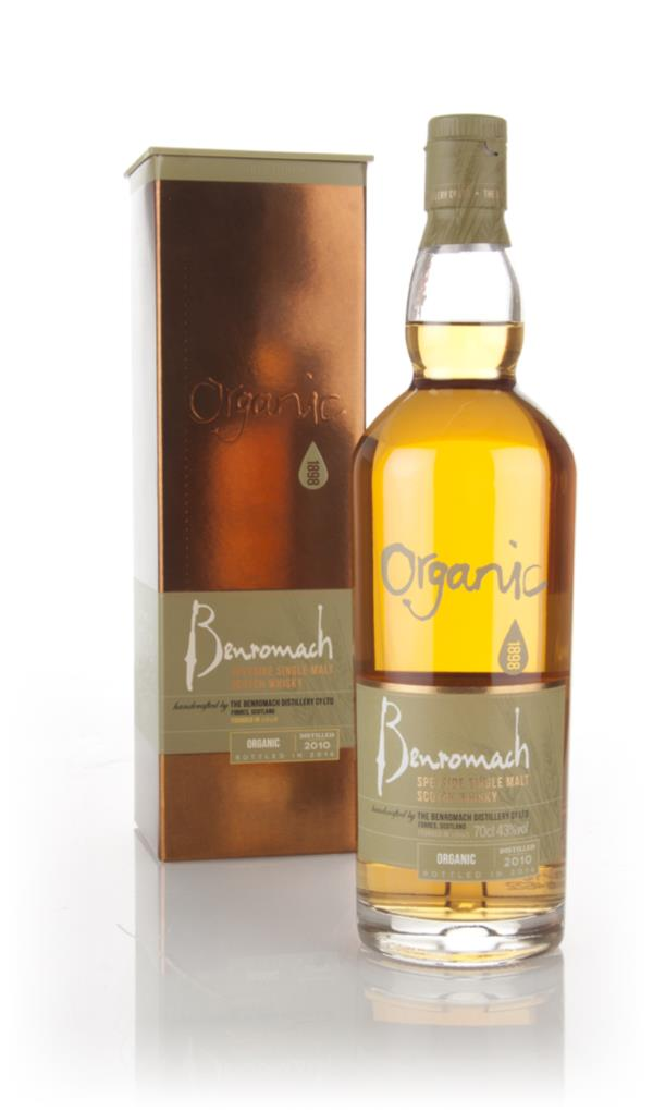 Benromach Organic 2010 (bottled 2016) Single Malt Whisky