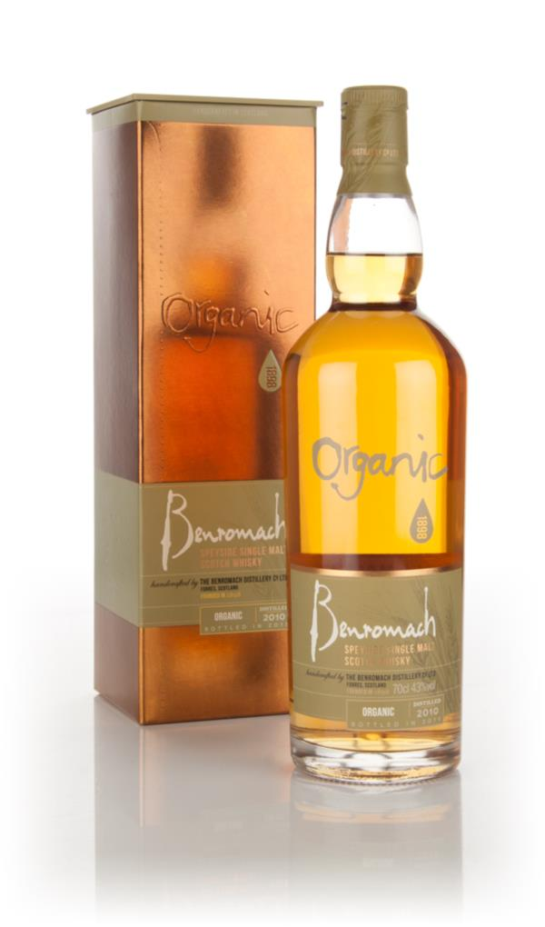 Benromach Organic 2010 (bottled 2015) Single Malt Whisky