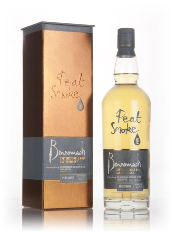 Benromach Peat Smoke 2007 (bottled 2016) Single Malt Whisky