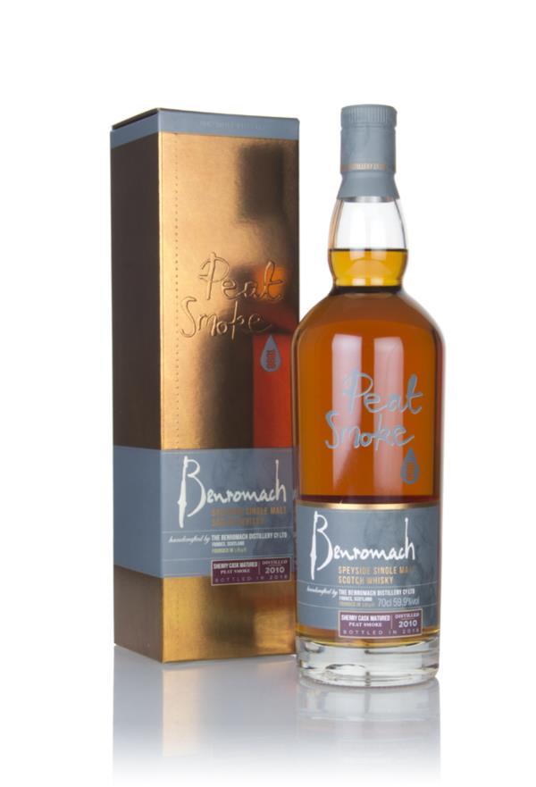 Benromach Peat Smoke Sherry Cask Matured 2010 (bottled 2018) Single Malt Whisky