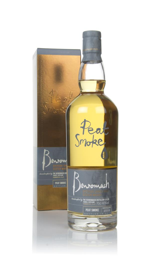 Benromach Peat Smoke 2008 (bottled 2017) Single Malt Whisky