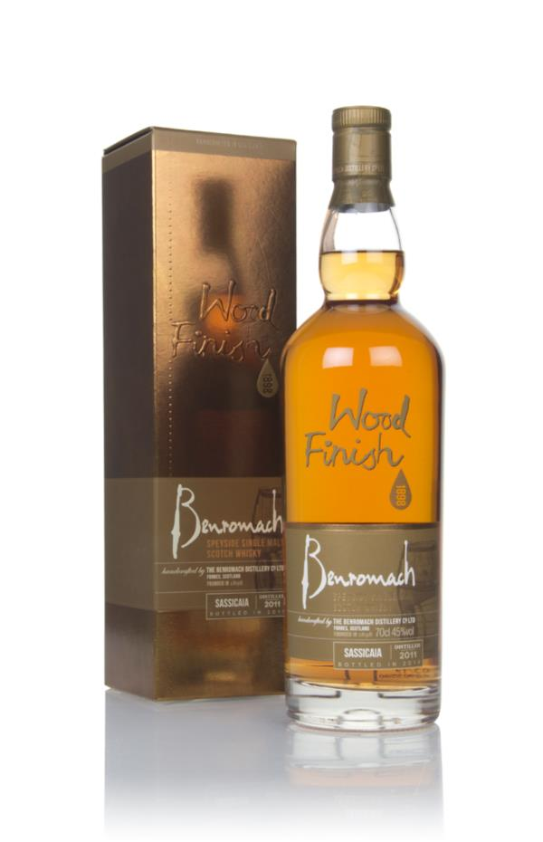 Benromach Sassicaia Wood Finish 2011 (bottled 2019) Single Malt Whisky