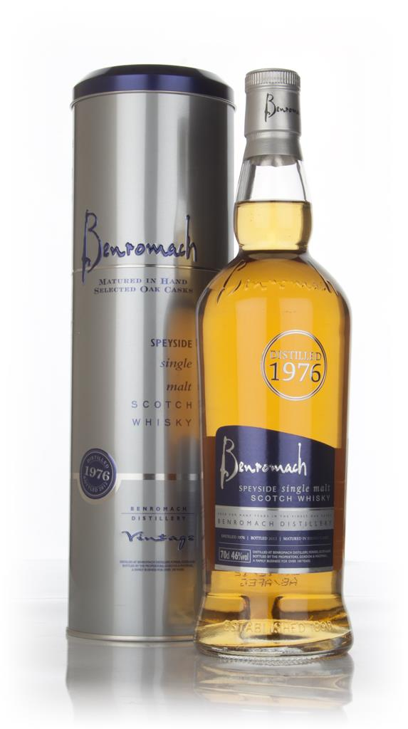 Benromach Vintage - 1976 Single Malt Whisky