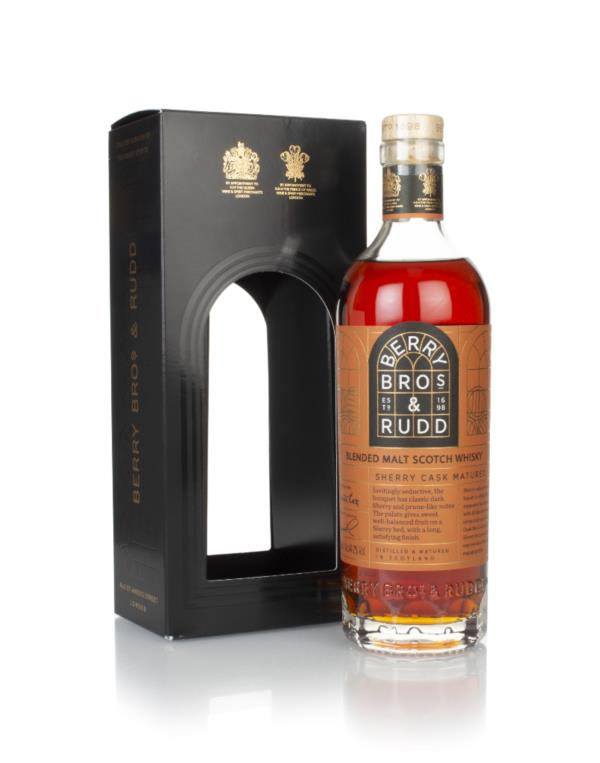 Berry Bros. & Rudd Sherry Cask Matured - The Classic Range Blended Malt Whisky