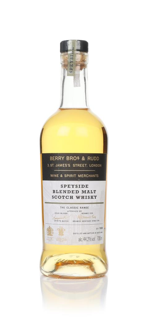 Berry Bros. & Rudd Speyside - The Classic Range Blended Malt Whisky
