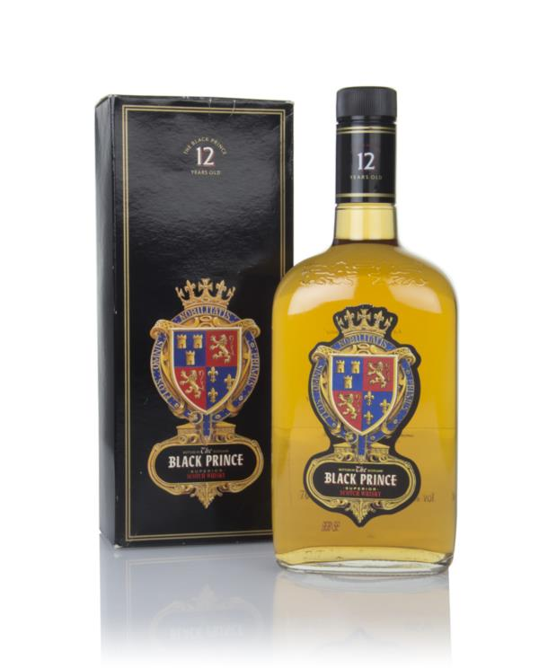 Black Prince 12 Year Old - 1990s Blended Whisky