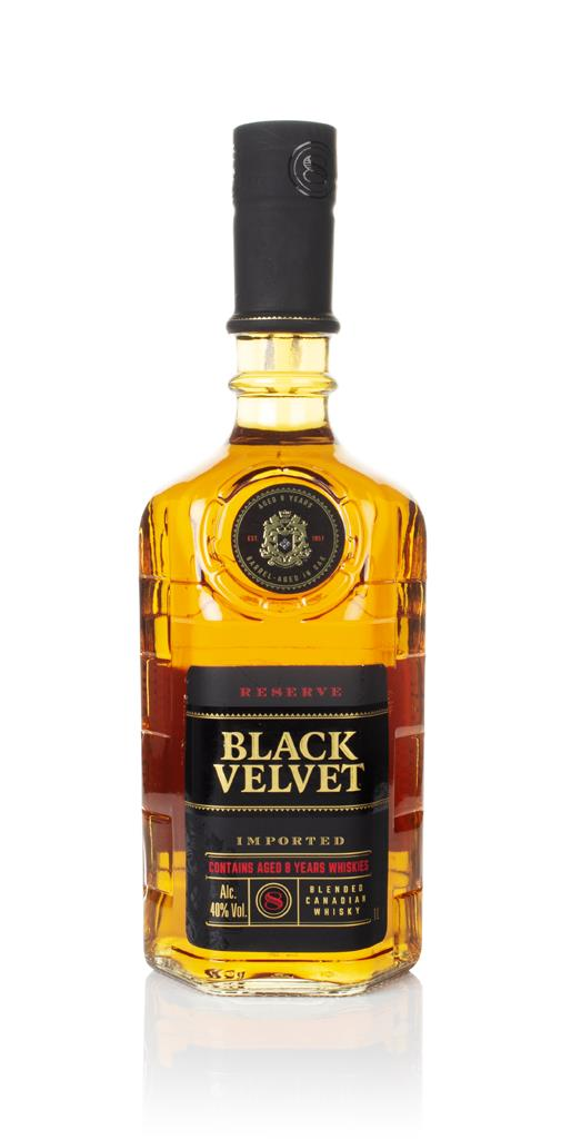 Black Velvet Canadian Whisky 1l Blended Whisky
