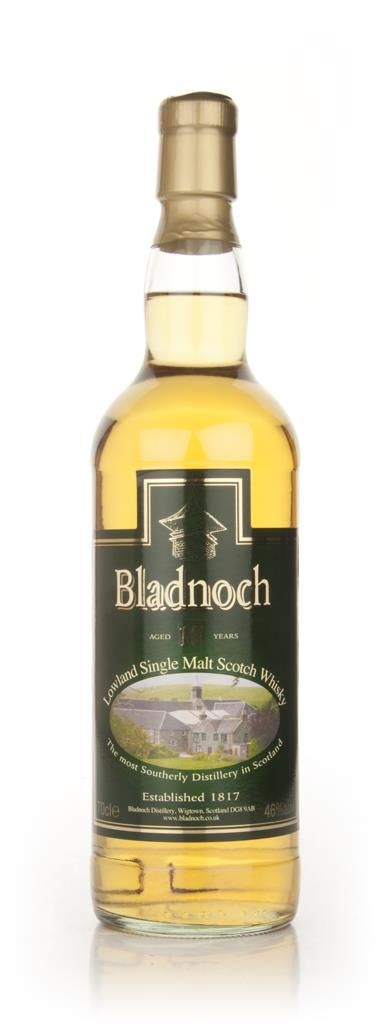 Bladnoch 10 Year Old - Distillery Label Single Malt Whisky
