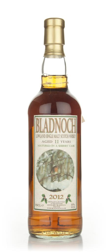 Bladnoch 11 Year Old - Christmas 2012 Single Malt Whisky