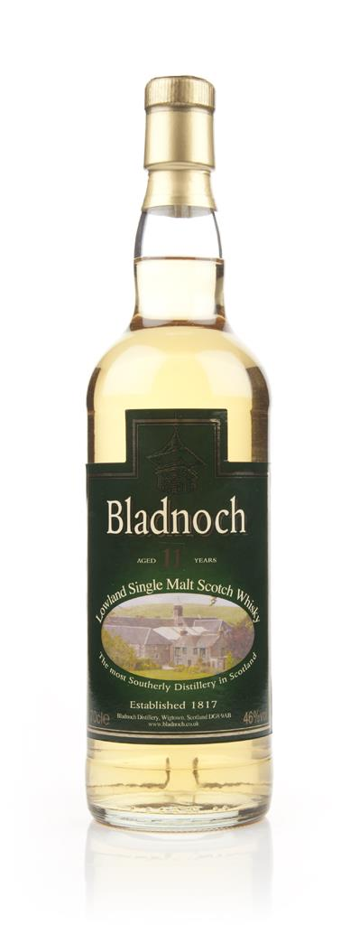 Bladnoch 11 Year Old - Distillery Label Single Malt Whisky