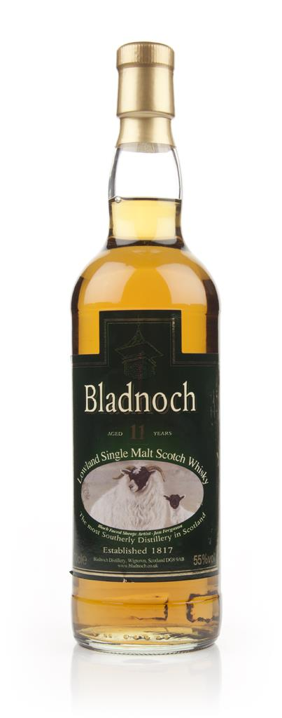 Bladnoch 11 Year Old Lightly Peated - Sheep Label Single Malt Whisky