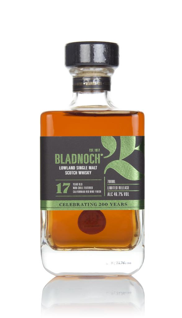 Bladnoch 17 Year Old California Red Wine Cask Finish Single Malt Whisky