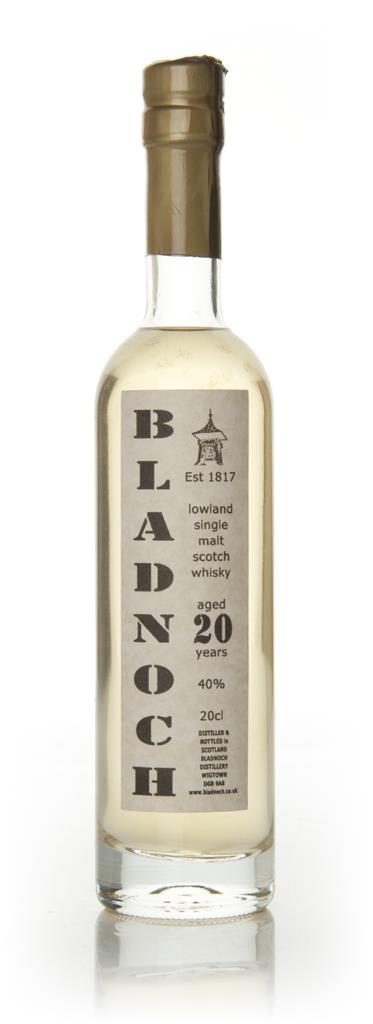 Bladnoch 20 Year Old Single Malt Whisky