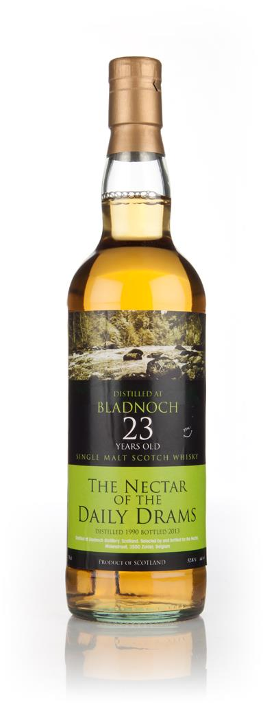 Bladnoch 23 Year Old 1990 - The Nectar Of The Daily Drams 3cl Sample Single Malt Whisky