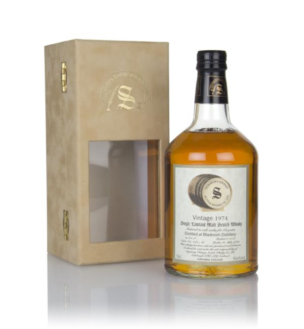Bladnoch 28 Year Old 1974 (cask 1781 & 1782) - Signatory Single Malt Whisky