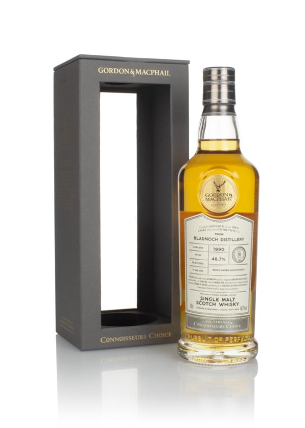 Bladnoch 28 Year Old 1990 - Connoisseurs Choice (Gordon & MacPhail) Single Malt Whisky