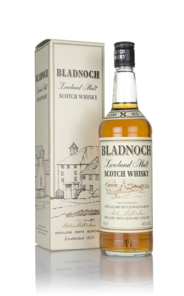 Bladnoch 8 Year Old 1980s Single Malt Whisky