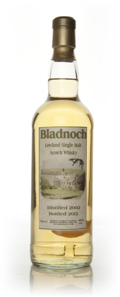Bladnoch 9 Year Old 2002 - Distillery Label (46.00%) Single Malt Whisky