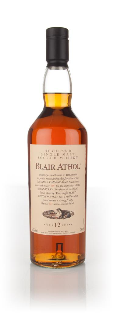 Blair Athol 12 Year Old - Flora and Fauna Single Malt Whisky