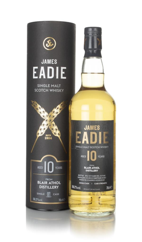 Blair Athol 10 Year Old 2009 (cask 307362) - James Eadie Single Malt Whisky