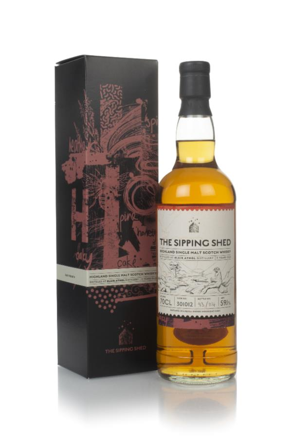 Blair Athol 11 Year Old (cask 301012) - The Sipping Shed Single Malt Whisky