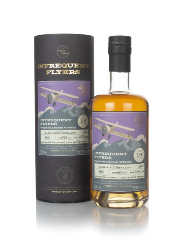 Blair Athol 14 Year Old 2006 (cask 6132) - Infrequent Flyers (Alistair Single Malt Whisky