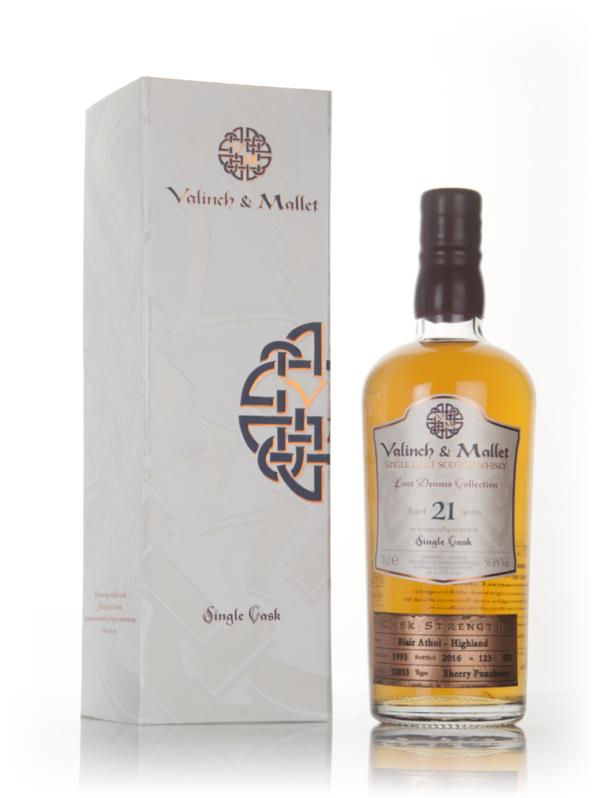 Blair Athol 21 Year Old 1995 (cask 12853) - Lost Drams Collection (Val Single Malt Whisky