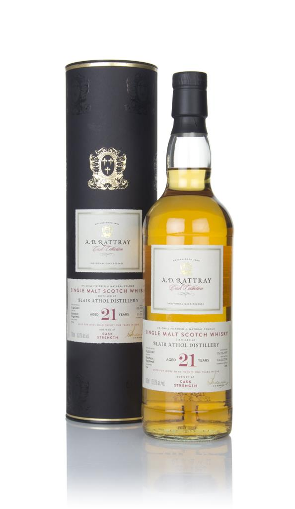 Blair Athol 21 Year Old 1997 (cask 574) - Cask Collection (A.D. Rattra Single Malt Whisky